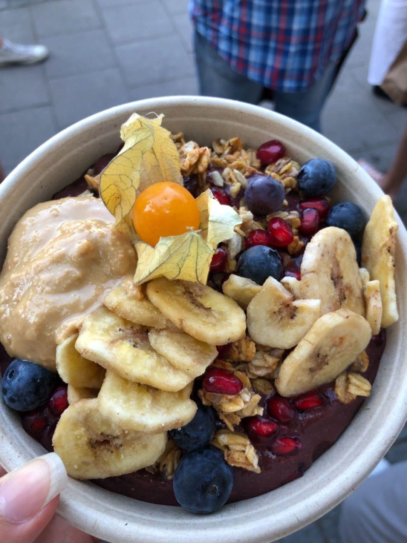 Acai bowl – Photo from Smaka på Stockholm by Mythu L.