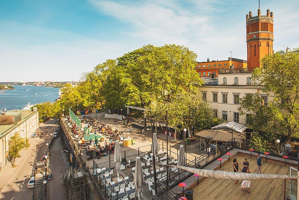 salong tree tjejer stockholm