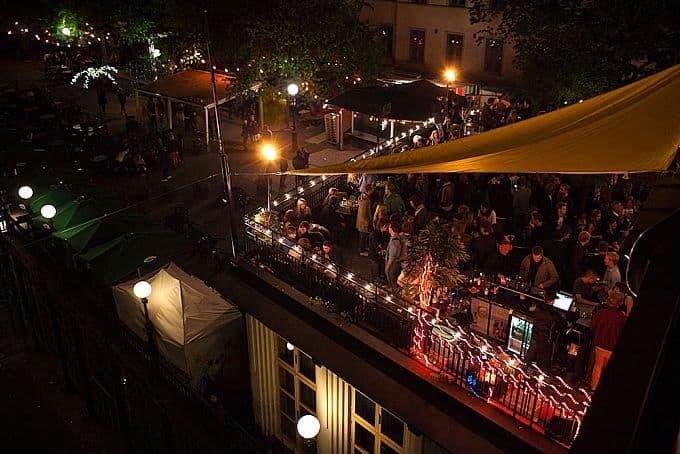 Södra Bars terrass · Södra Teatern