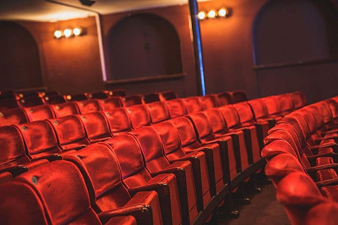 Stora Scen · Södra Teatern