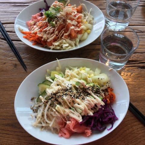 Poke Bowls – Photo from Sovel by Agnes L.