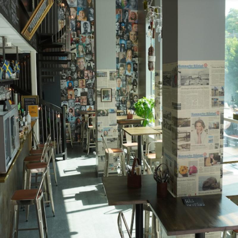 Socialen bar - nedanvåningen – Bild från Socialen Bar av Joakim J.