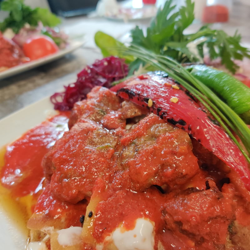 Iskender kebab – Photo from Sofra Kolgrill by Shahzad A.