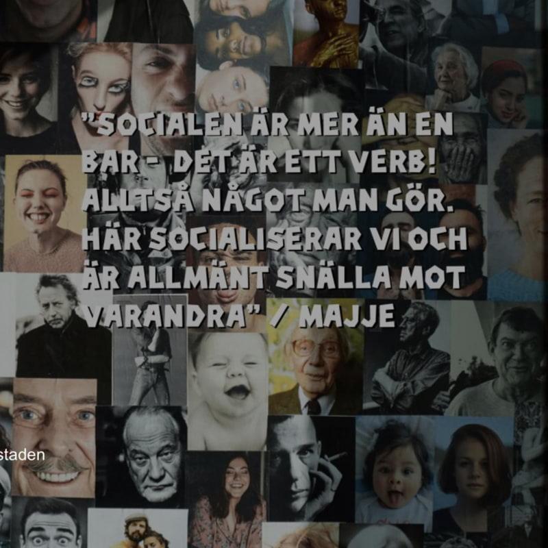 www.socialenbar.se – Bild från Socialen Bar av Joakim J.