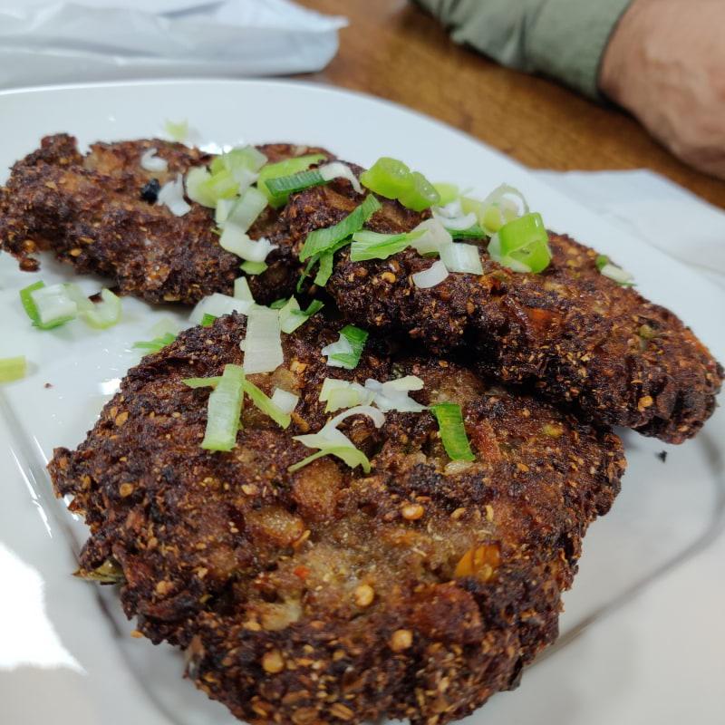 Chappli Kabab – Bild från Spice Villa av Shahzad A.
