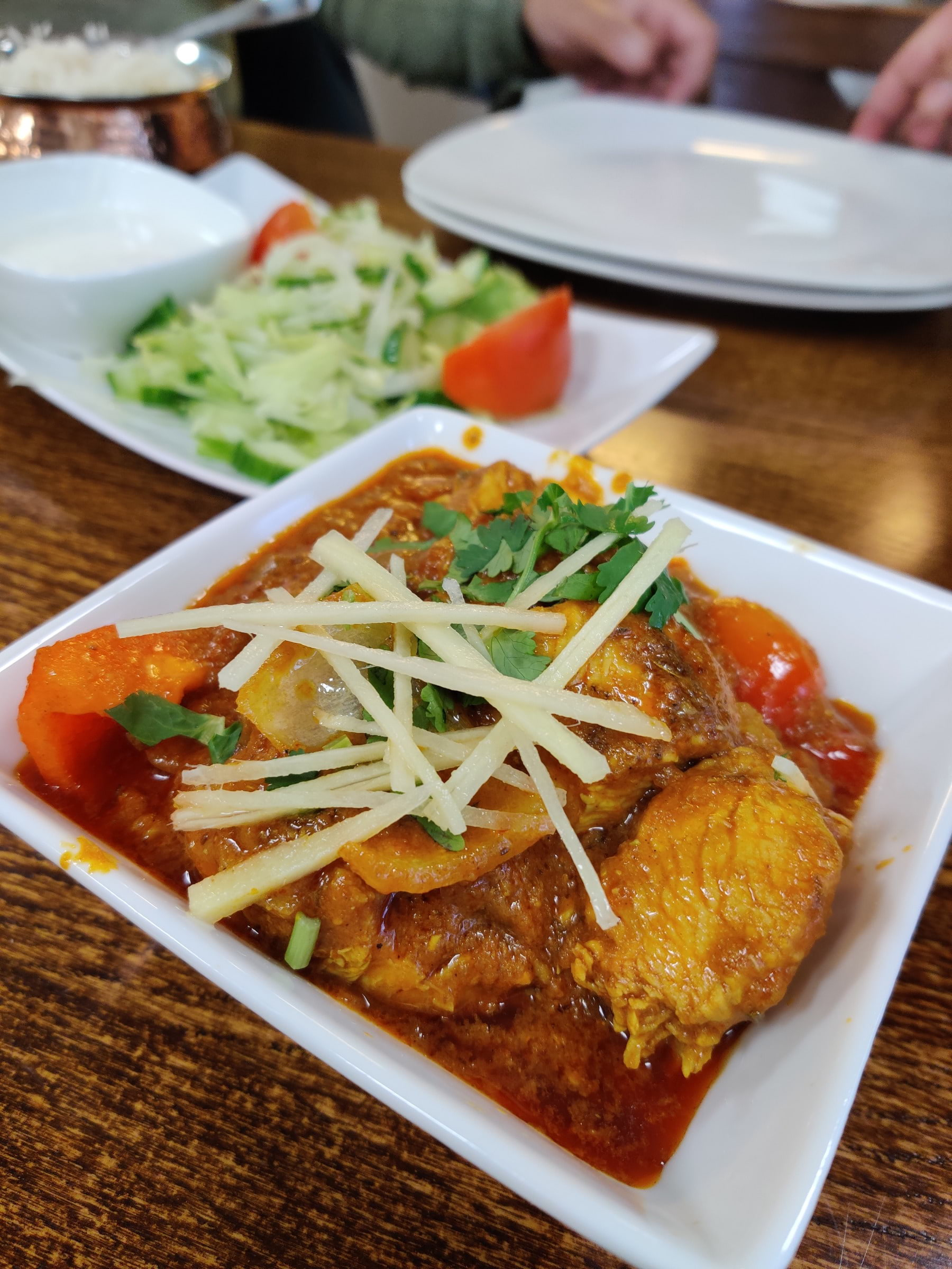 Chicken Karahi – Photo from Spice Villa by Shahzad A.