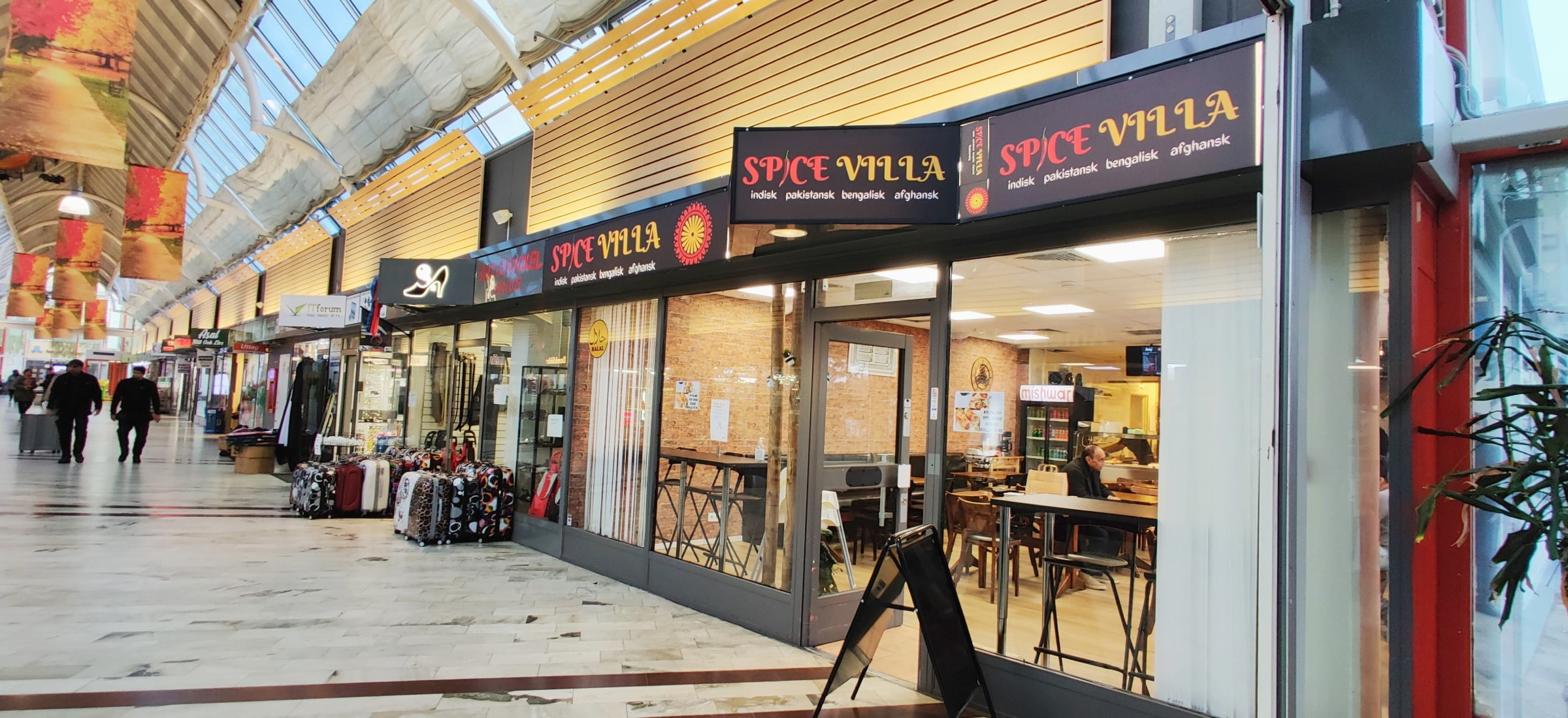 Spice villa Tensta Centrum – Photo from Spice Villa by Shahzad A.