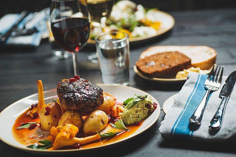 Lunch · Steninge Bruk