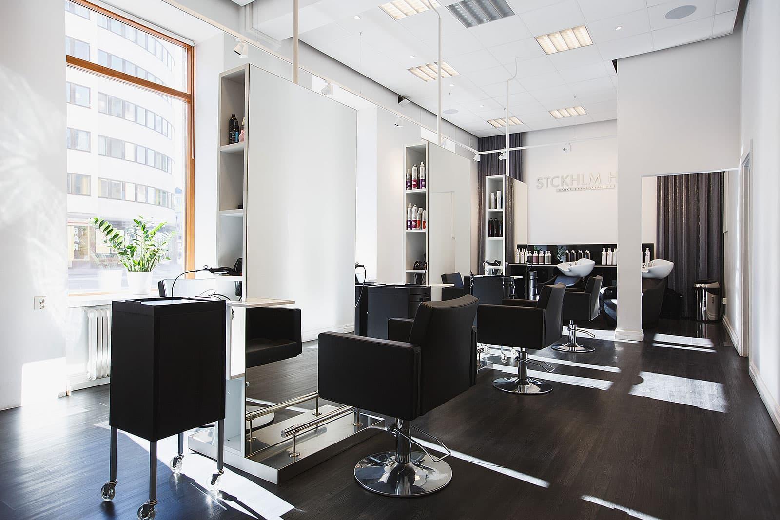 klippa håret stockholm