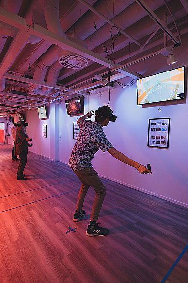 Stockholm VR Center