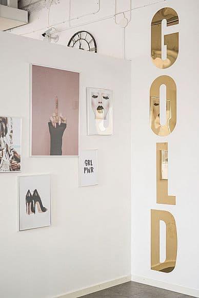 Studio Golden Bangs