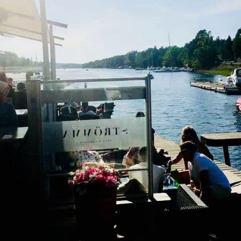 Bild från Strömma Krog & Kanalbar av Åsa B.