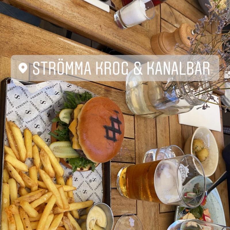 Bild från Strömma Krog & Kanalbar av Marcus C.