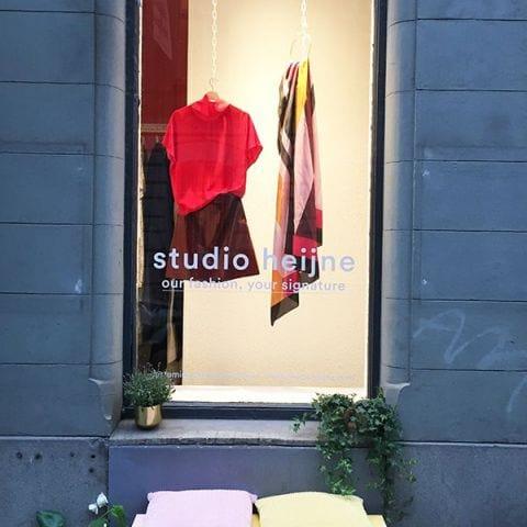 Studio Heijne Conceptstore window – Bild från Studio Heijne av Wendy H.