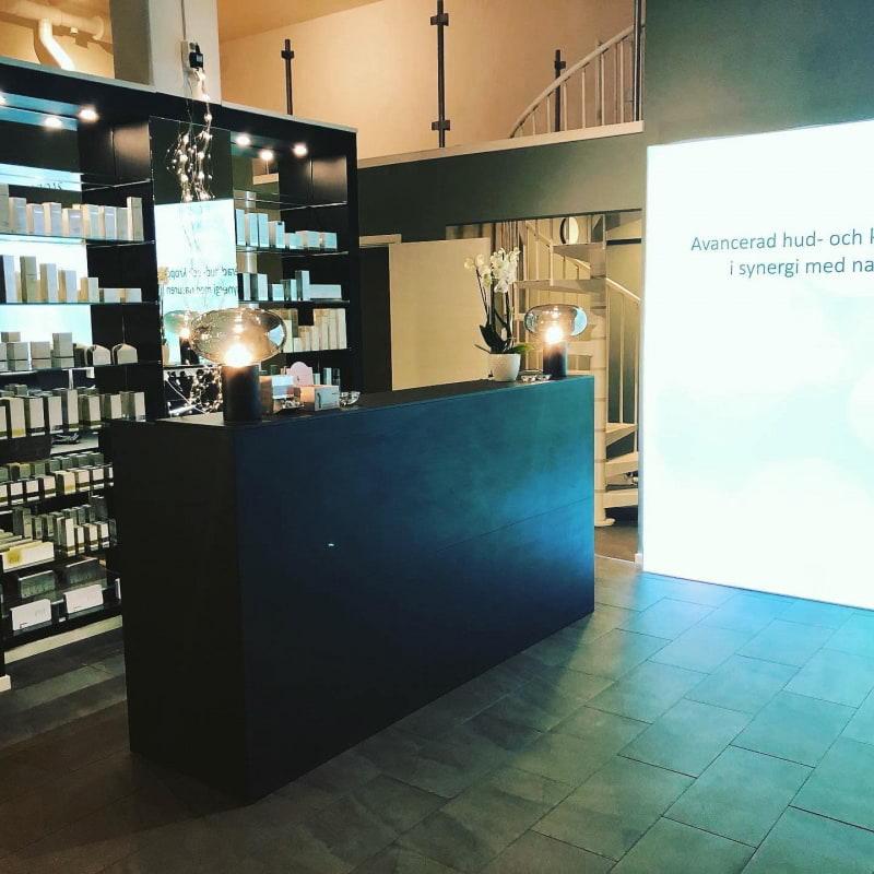 Snygg reception – Bild från Studio Aroma Teatergatan av Gunilla G.