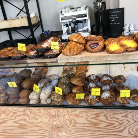 Bild från Stinas bageri av Ida B.