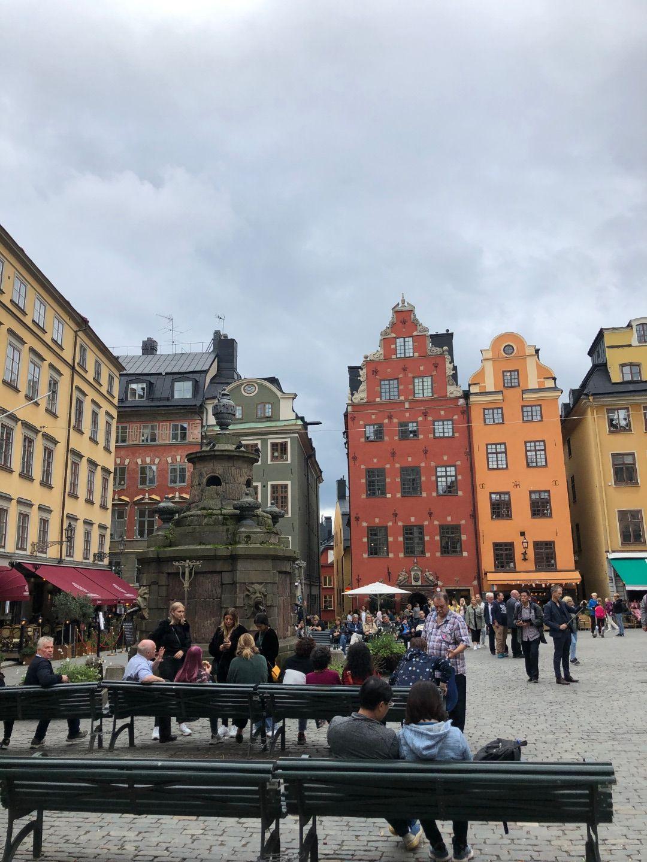 Bild från Stortorget av Ida B.