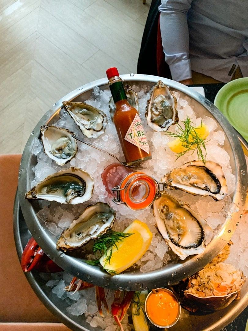 Goda ostron – Bild från Stockholm Fisk av Anna B.