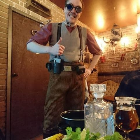 Photo from Steampunk Bar by Anci A.