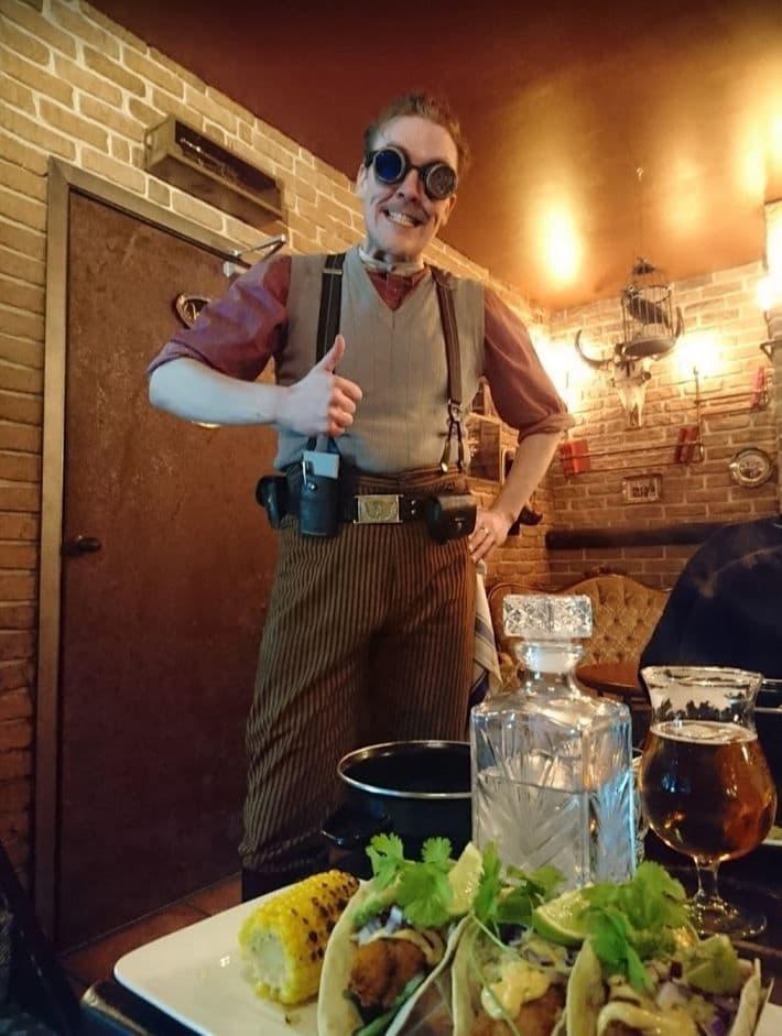 Bild från Steampunk Bar av Anci A.