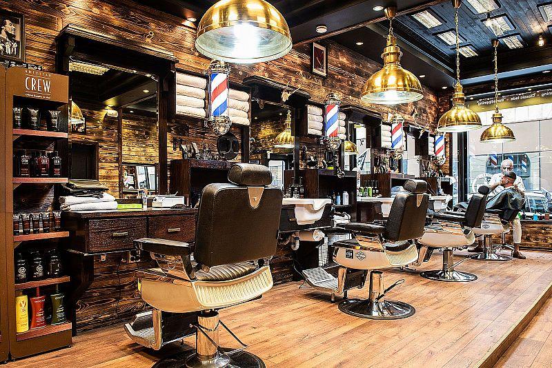 Sultan Barbershop Drottninggatan