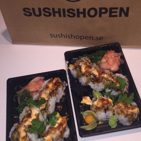 Photo from Sushishopen by Louise L.