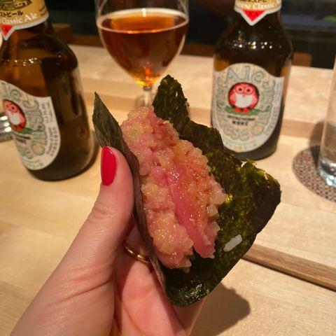 Bild från Sushi Sho av Saga H.