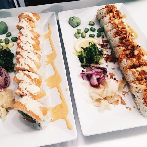 Bild från Sushi Yama av Hanna H.