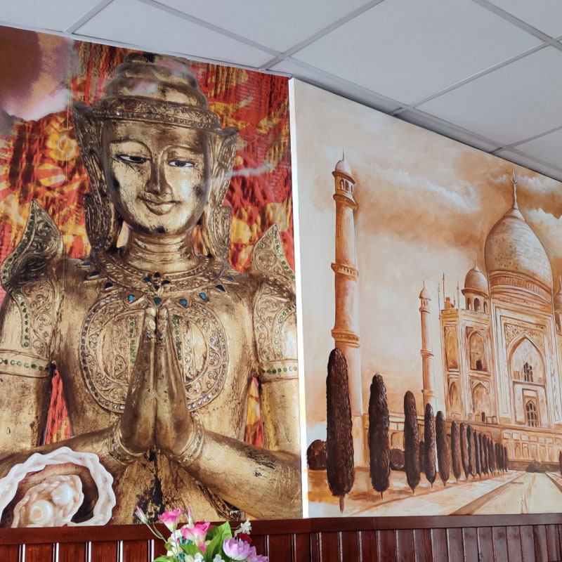 Photo from Sukh Indian Restaurang by Shahzad A.