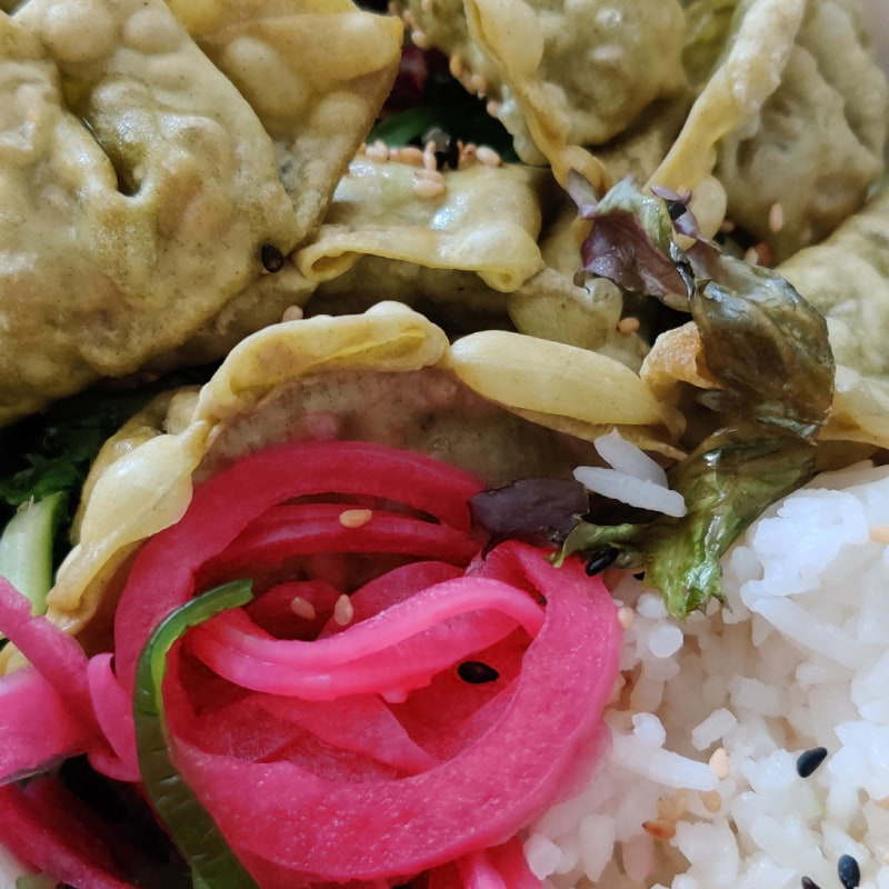 Veg Dumpling – Photo from Sushi Time by Shahzad A.