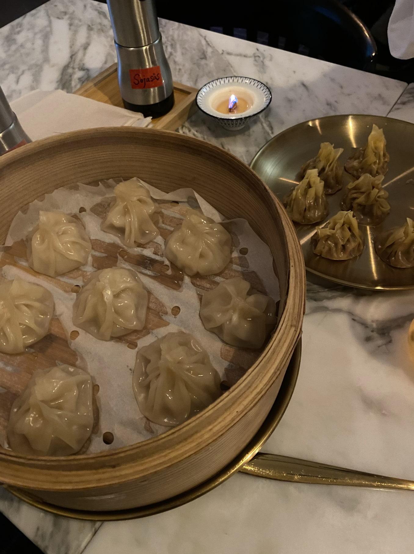 Pork – Bild från Su Tea & Dim Sum av Adam L.