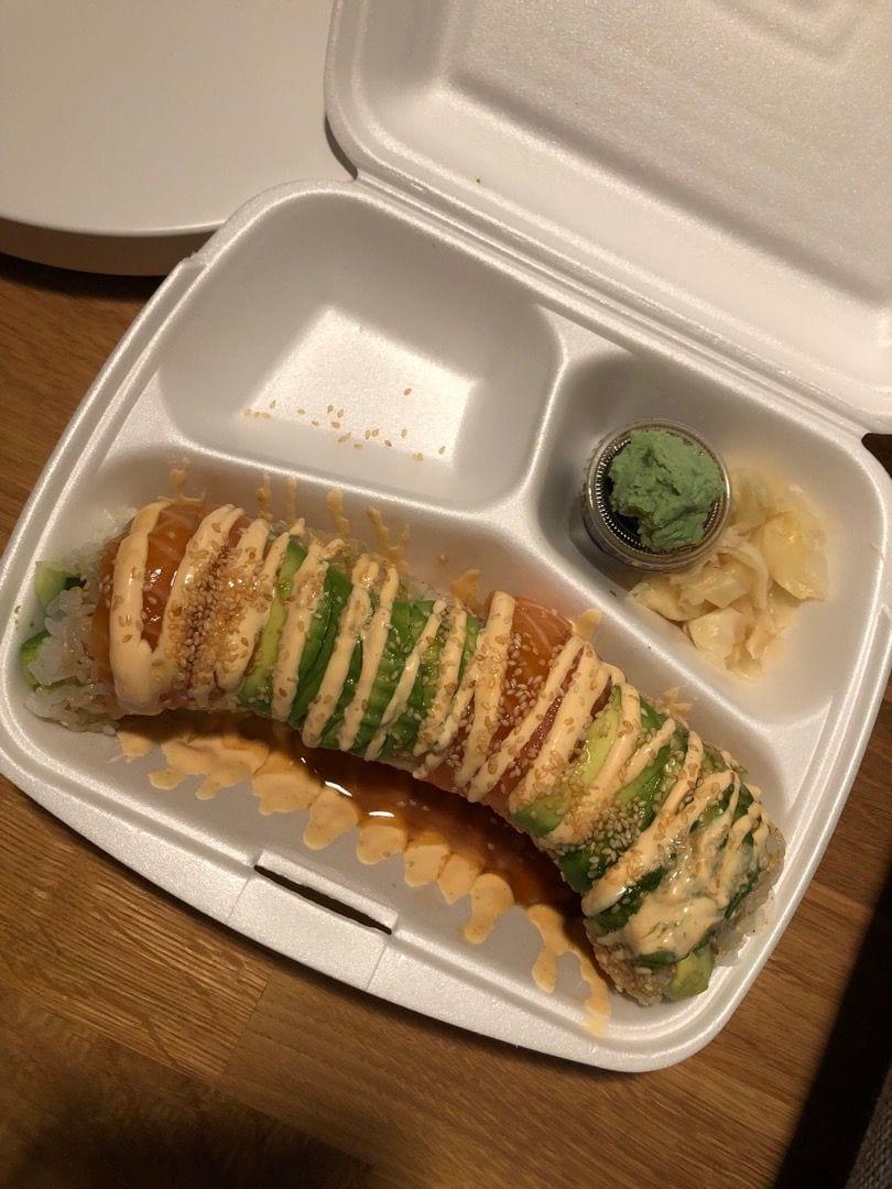 Super Sushi Prinsgatan Restaurang Linne Goteborg Thatsup