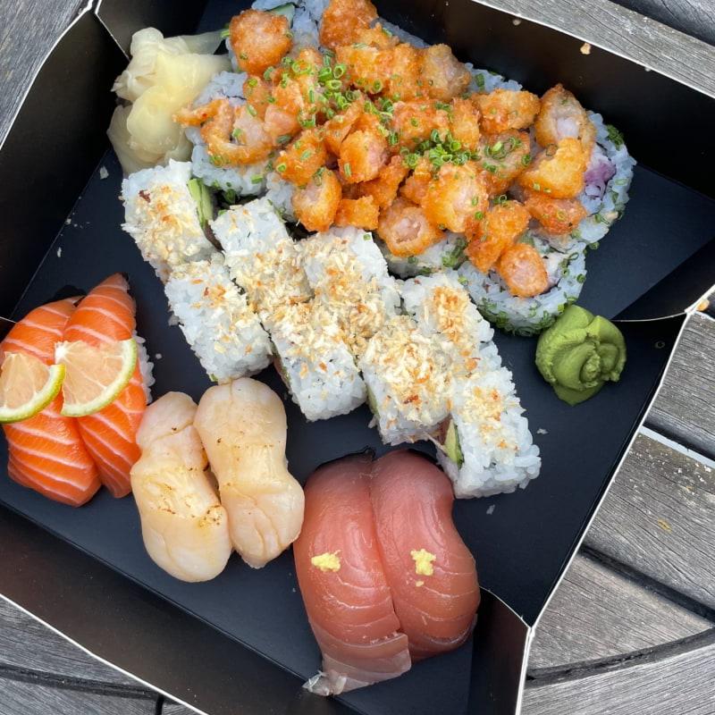 Bild från Sushi Rebellion Gärdet av Alexandra L.