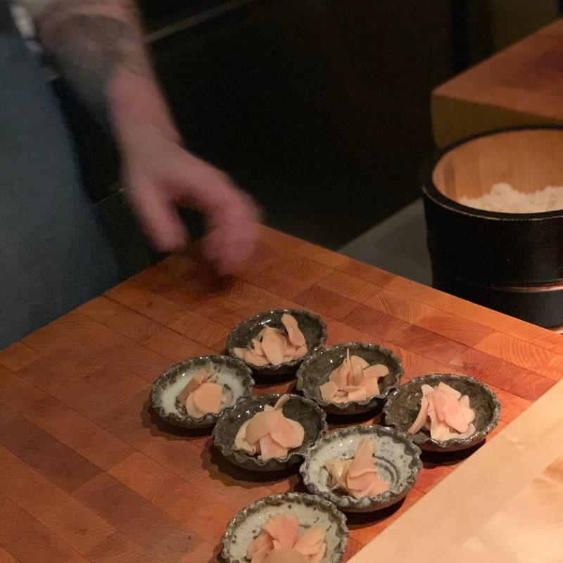 Bild från Sushi Sho av Roya N.