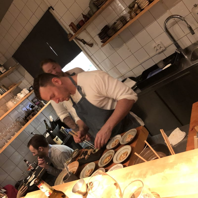 Photo from Sushi Sho by Jonas V.