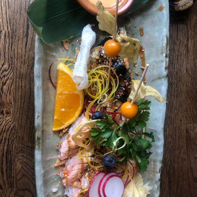 Bild från Sushi Natu av Mythu L.