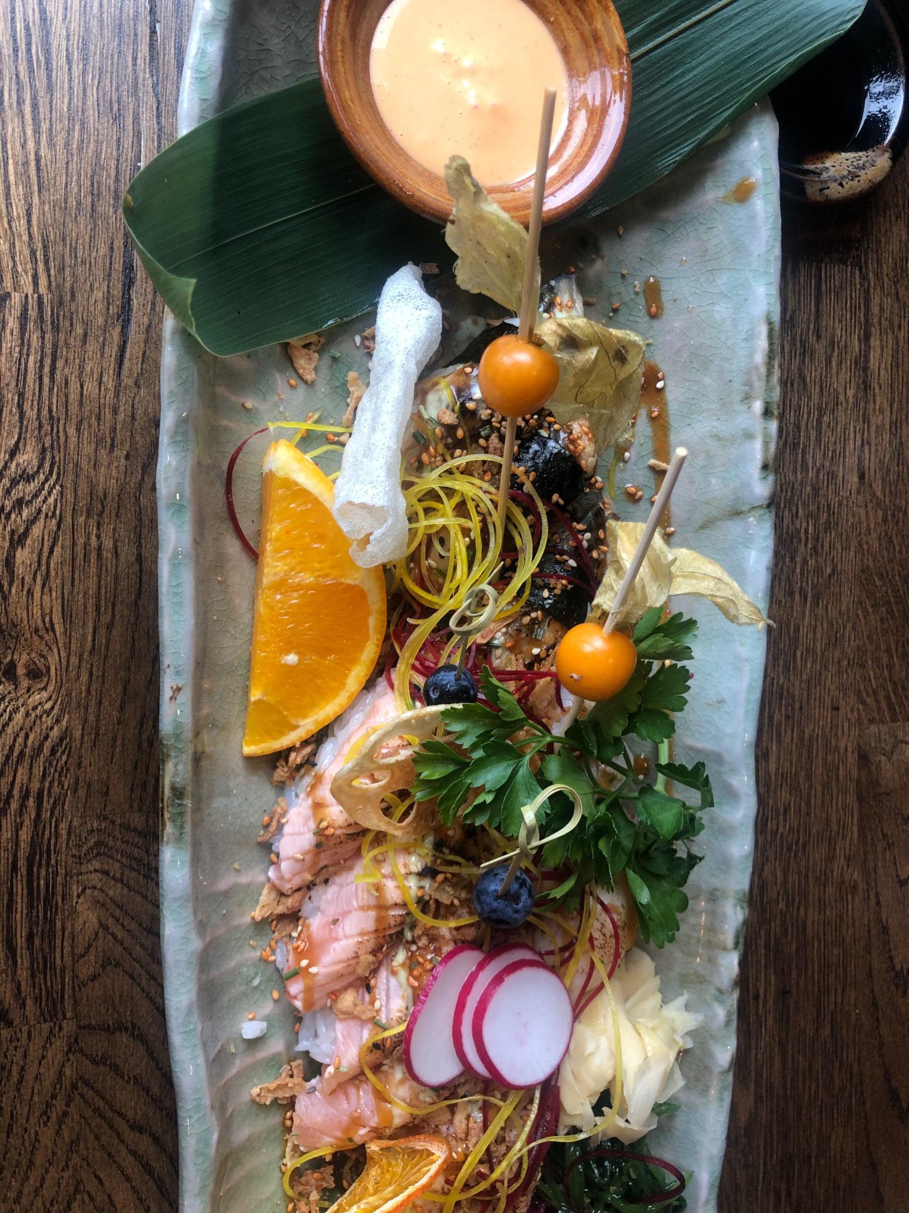 Photo from Sushi Natu by Mythu L.