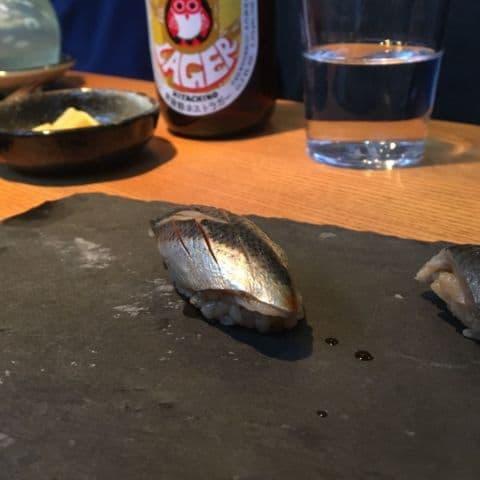 Bild från Sushi Sho av Jacob H.