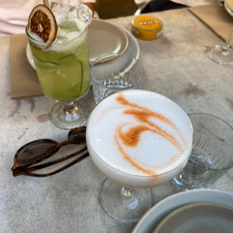Drinks – Bild från Supper Visby av Adam L.
