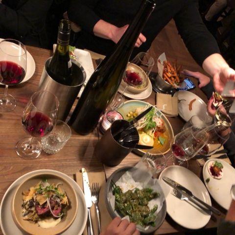 Bild från Supper av Marcus C.