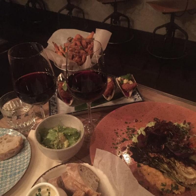 Bild från Supper av Sarah A.
