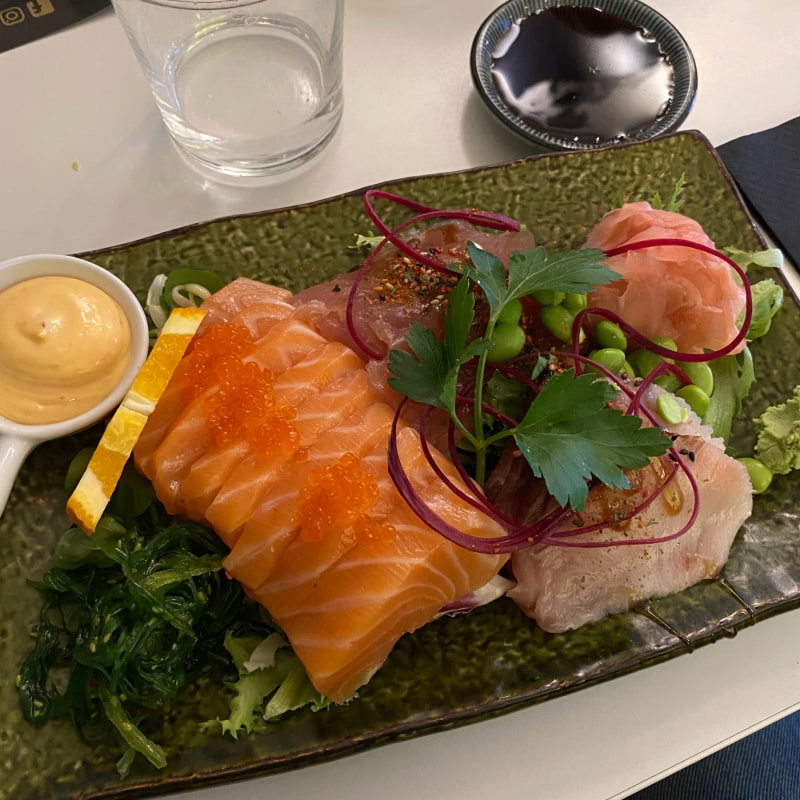 Photo from Sushishopen Östermalm by Adam L.