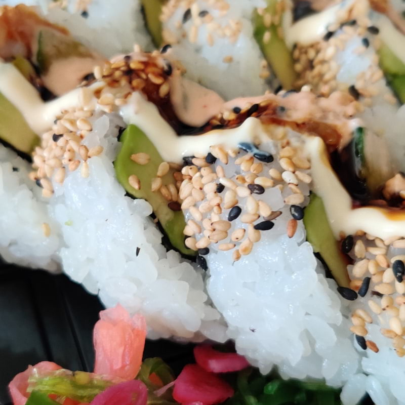 California Sushi – Photo from Sushi Time by Shahzad A.