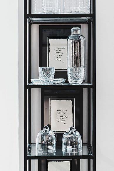 Svartvita Rum