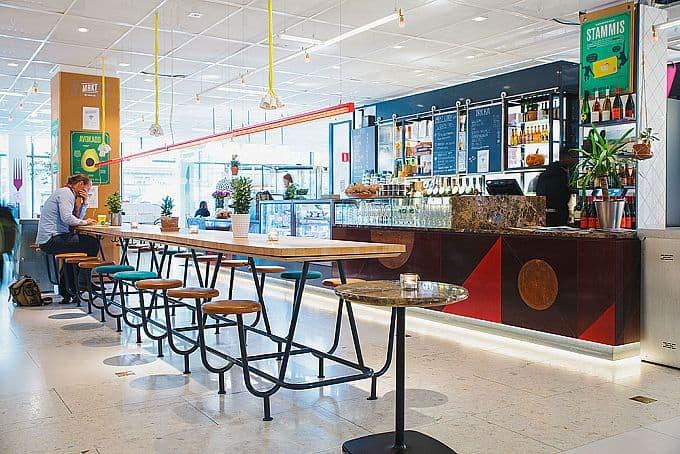 Cafédel · Urban Deli Sveavägen