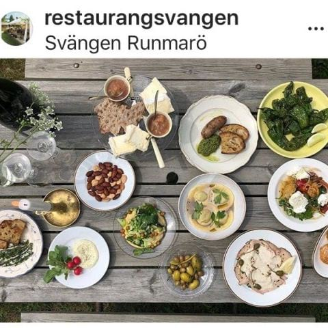 Bild från Svängen Runmarö av Veronica T.