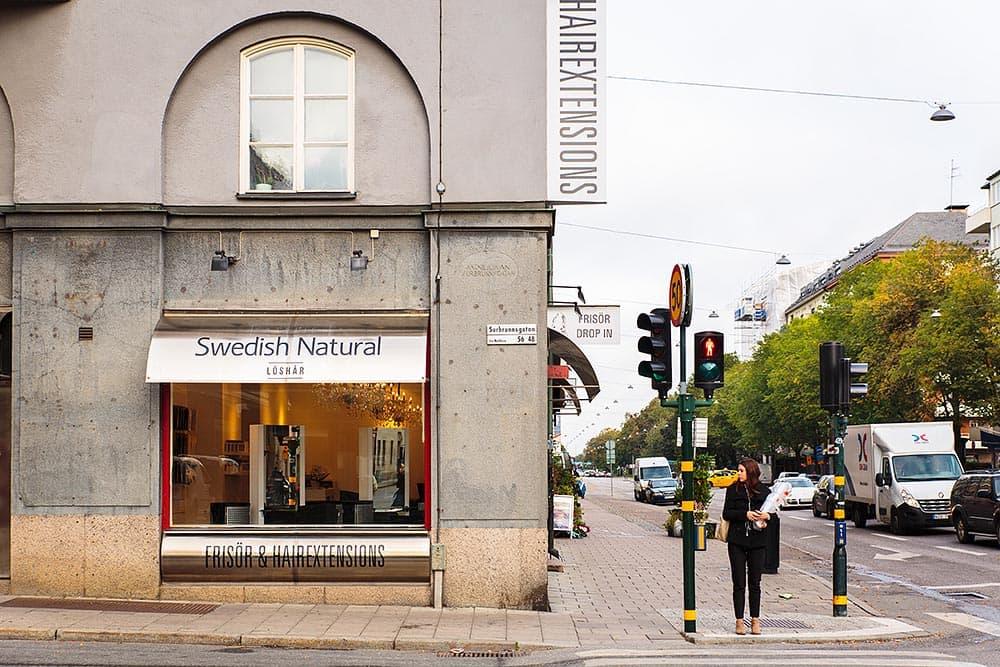 frisör bryggargatan stockholm