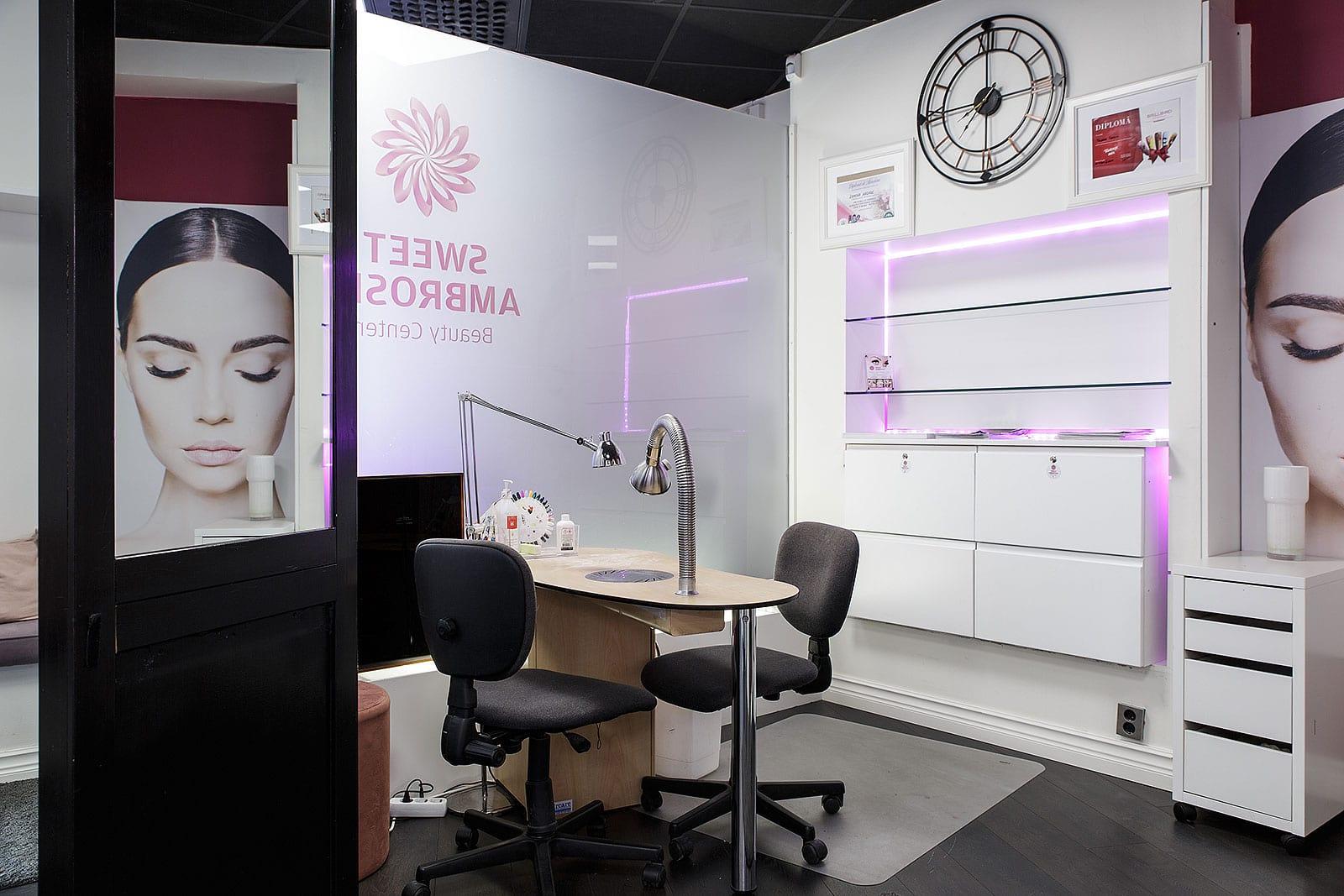 sweet ambrosia beauty center
