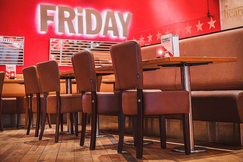 TGI Fridays Stureplan