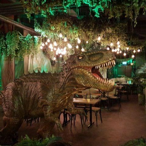 Bild från T-Rex av Nikolina J.